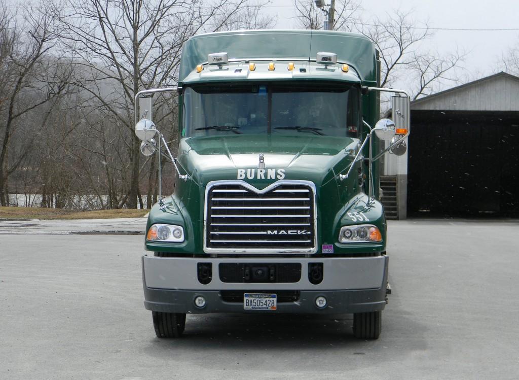 Burns Motor Freight Photos
